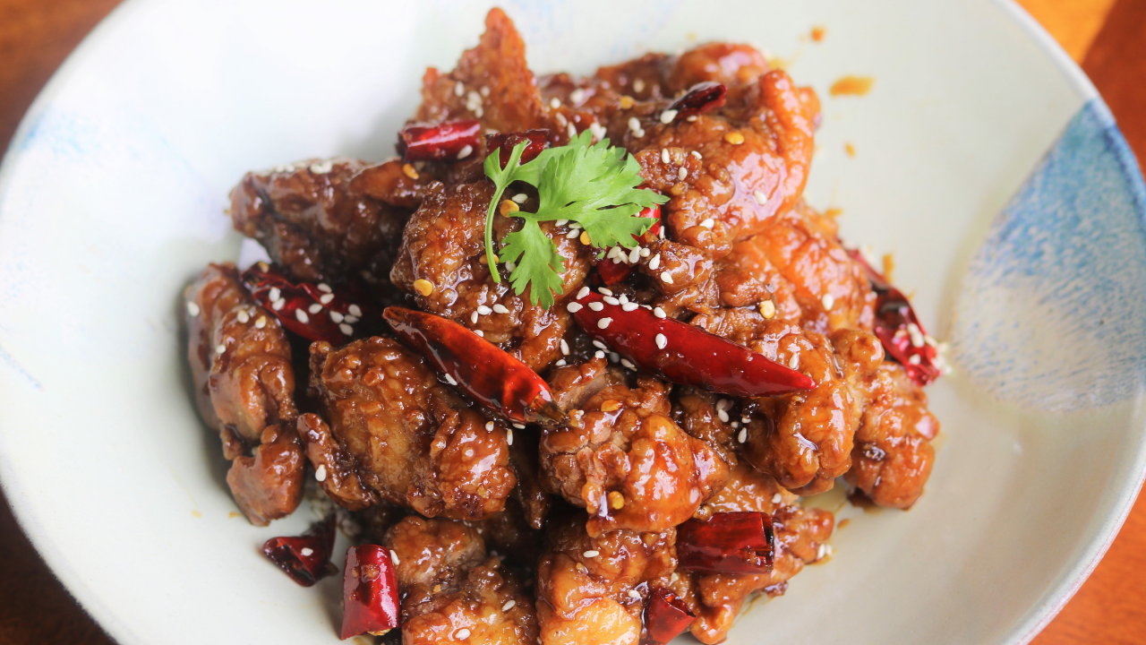 General Tso S Chicken Souped Up Recipes