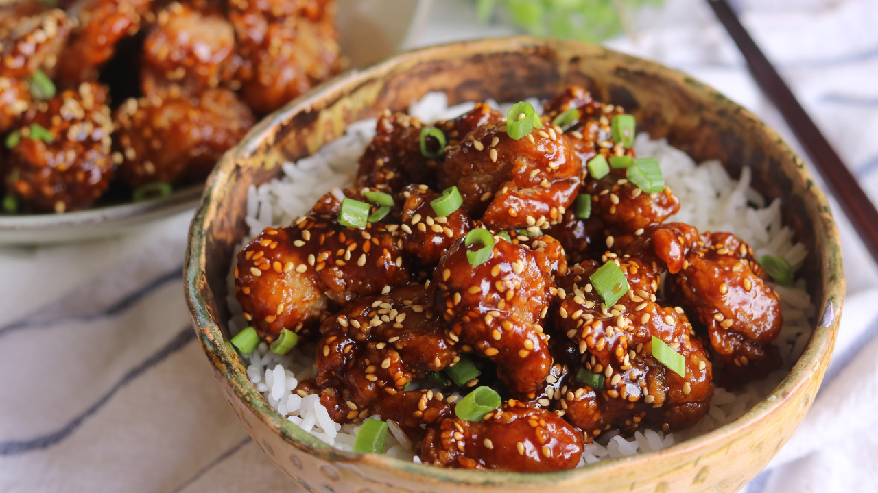 Sesame Chicken Souped Up Recipes