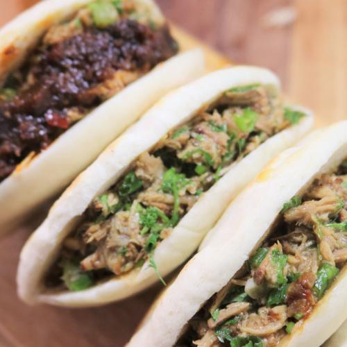 Chinese Hamburgers Souped Up Recipes