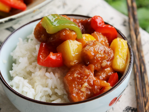 Cantonese Sweet And Sour Pork Souped Up Recipes