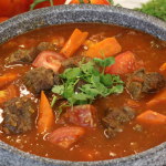 Beef Stew with Tomato